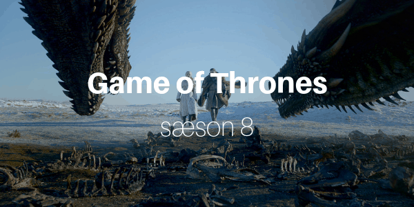 Game of Thrones sæson 8