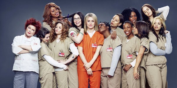 Orange is the New Black serie på Netflix