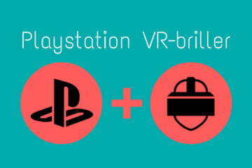Playstation VR briller