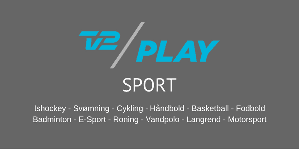 TV2 Play Sport streaming