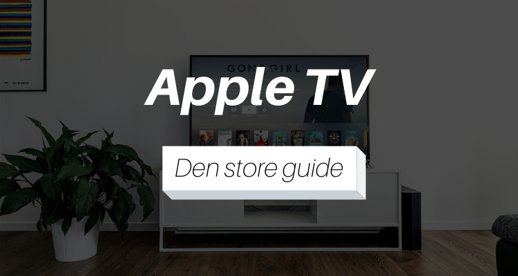 Apple TV guide
