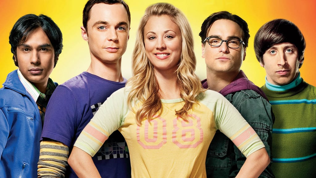 Big Bang Theory Penny, Sheldon, Leonard, Howard, Rajesh