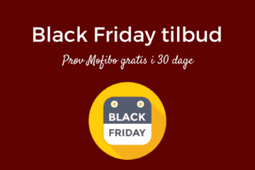Black Friday Mofibo