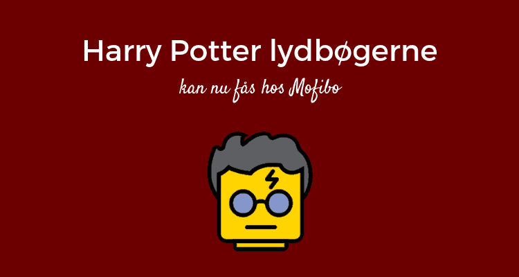 Harry Potter lydbog