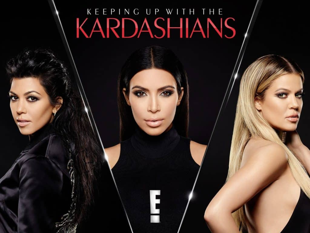 Keeping Up With the Kardashians gratis