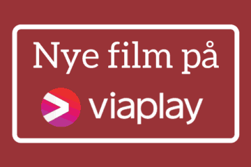 Nye film på Viaplay