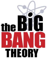 The Big Bang Theory serie logo