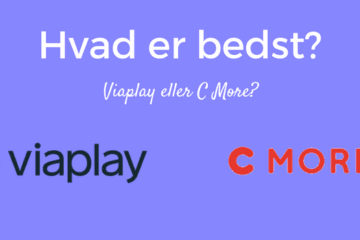 Viaplay eller C More