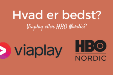 Viaplay eller HBO Nordic