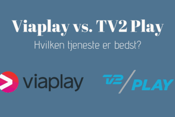 Viaplay eller TV2 Play